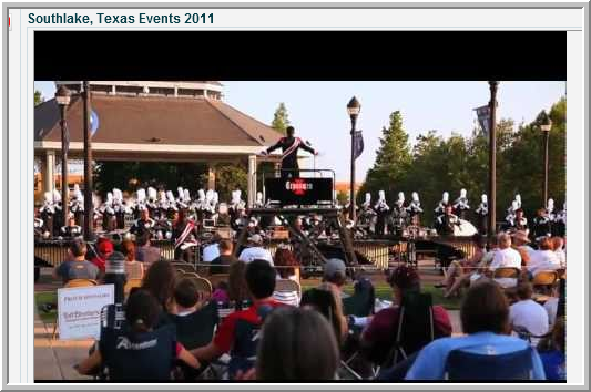 Southlake, Texas Events 2011